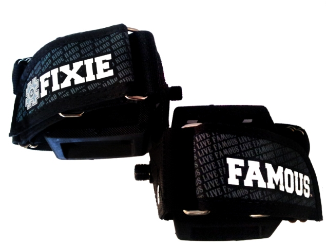hold fast straps x fixie famous